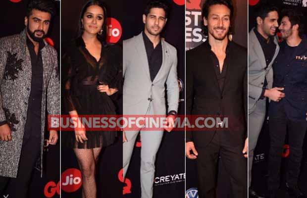 GQ Best Dressed: Varun Dhawan, Sidharth Malhotra, Tiger Shroff And Others Walk Stylish!
