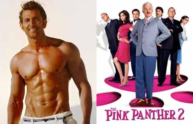 Hrithik Roshan Pink Panther