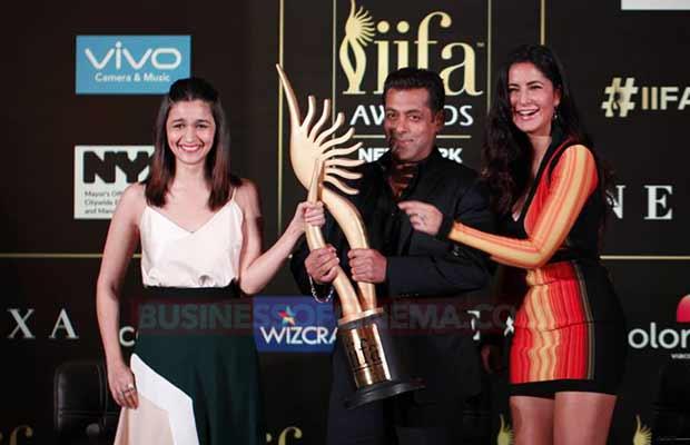IIFA Salman Khan Katrina Kaif