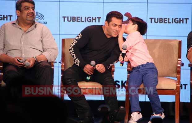 Salman Khan Tubelight Event