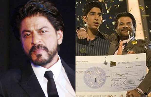 Shah Rukh Khan Slumdog Millionare