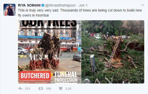 Shraddha Kapoor Tweet