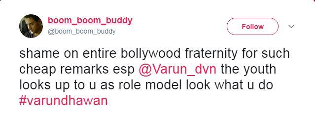 IIFA Varun Dhawan