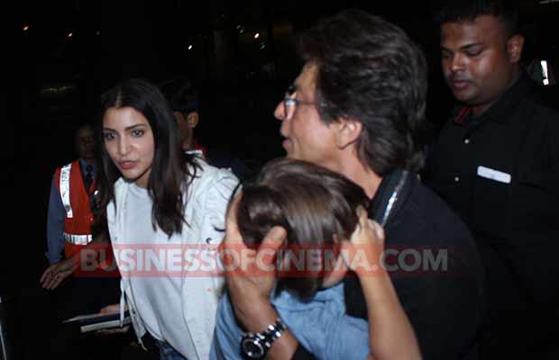Shah Rukh Khan Abram Khan