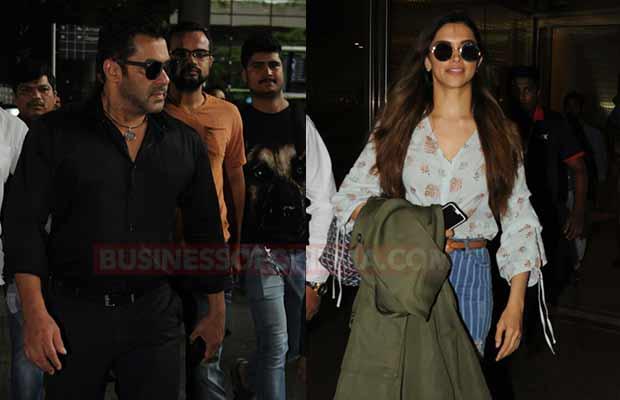 Salman Khan Deepika Padukone