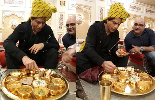 Shah Rukh Khan Jaipur