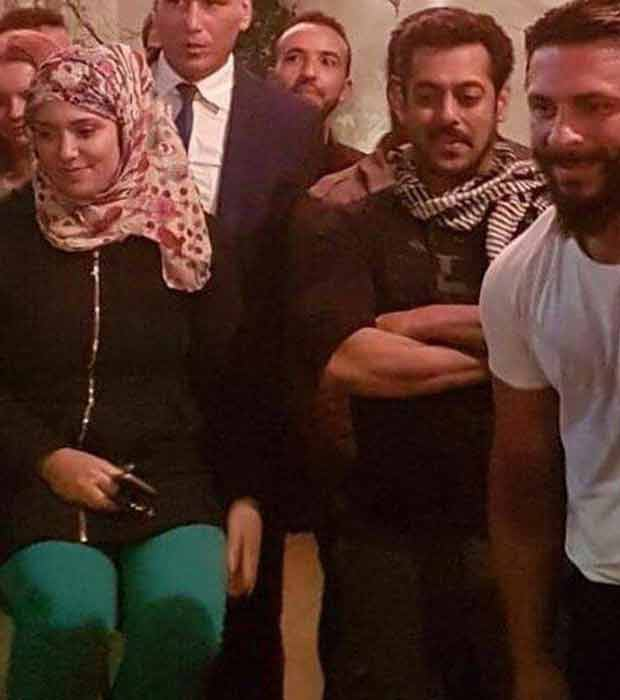 Tiger Zinda Hai Wrap Up: Salman Khan And Katrina Kaif Party Hard!