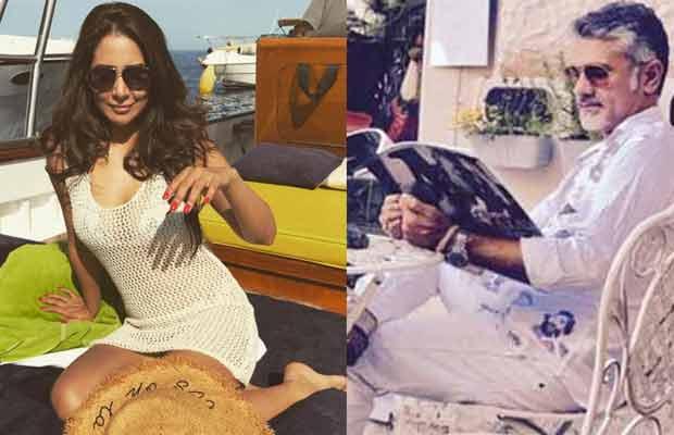 Kim Sharma's Hot Holiday Photos With Beau Arjun Khanna Are Out!