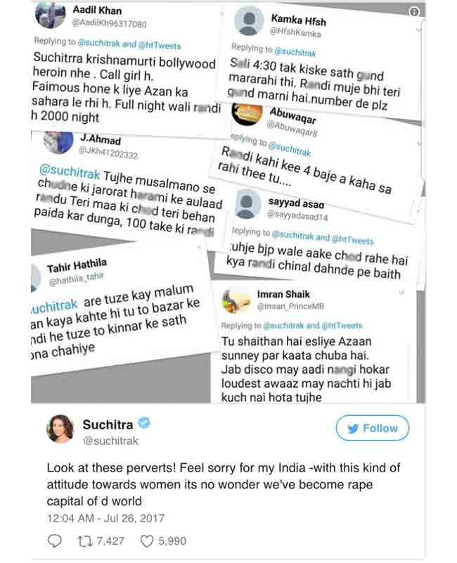 Azaan Drama Deepens: Suchitra Krishnamoorthi Files Police Complaint About Twitter Abusers