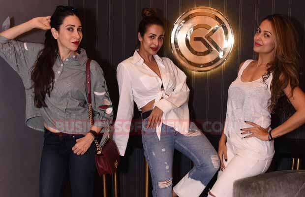 Photos: Inside Gauri Khan's New Store With Karisma Kapoor, Malaika Arora And Amrita Arora