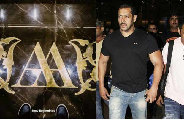 Salman Khan New Home