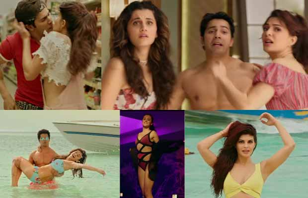 Watch: Varun Dhawan, Jacqueline Fernandez, Taapsee Pannu's Judwaa 2 Trailer Offers A Double Dose Of Comedy!