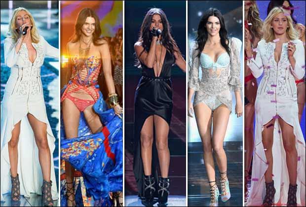 dbeffd10b1ec2 Victoria's Secret Fashion Show 2015: Selena Gomez, Kendall Jenner ...