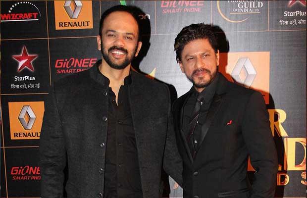 Shah Rukh Khan Rohit Shetty