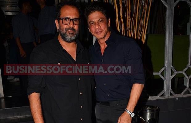 Shah Rukh Khan Aanand l Rai