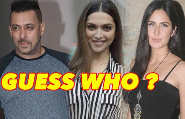 Deepika Padukone Or Katrina Kaif Guess Who Is Salman Khan -4098