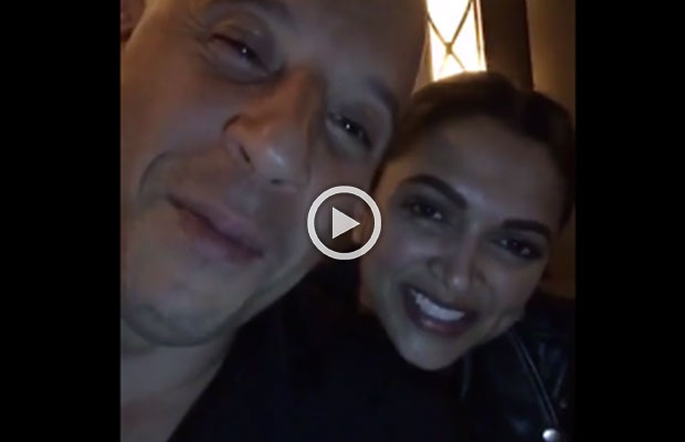 Watch: Deepika Padukone Teaching Vin Diesel To Say I Love You In Hindi ...