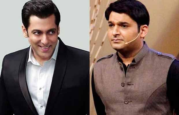 Salman Khan Kapil Sharma THe Kapil Sharma Show