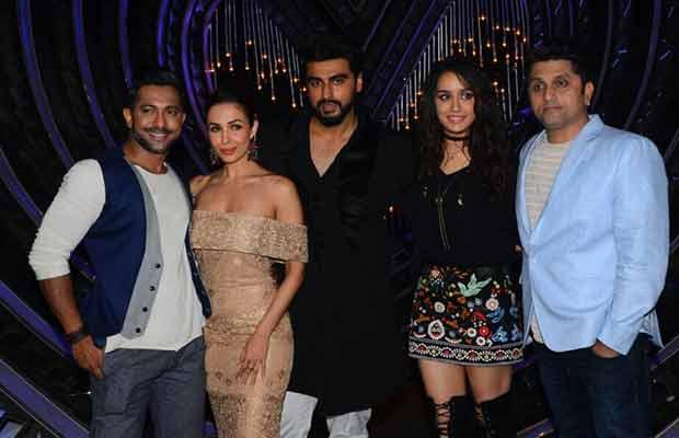 Nach Baliye 8 Half Girlfriend Arjun Kapoor Malaika Arora Khan