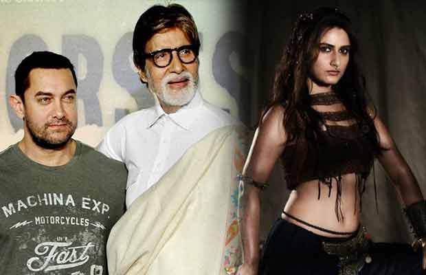 Aamir Khan Amitabh Bachchan Fatima Sana Shaikh