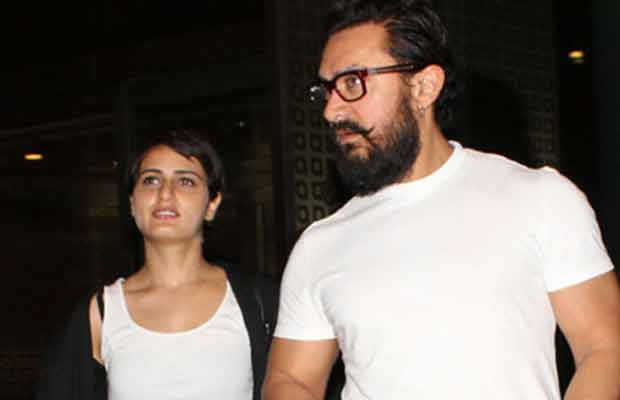 Aamir Khan Fatima Sana Shaikh