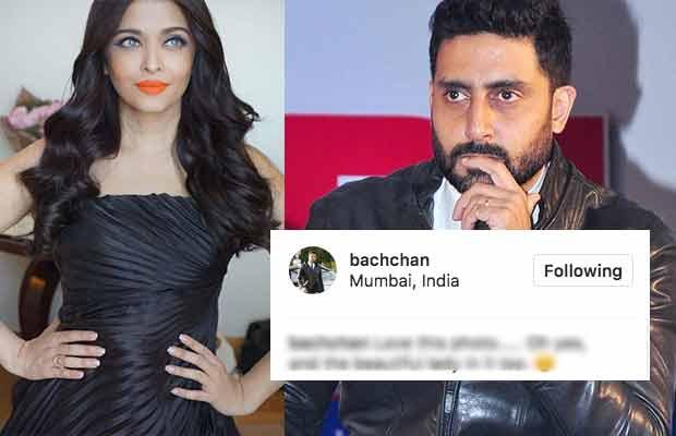 Aishwarya Rai Bachchan Abhishek Bachchan Cannes