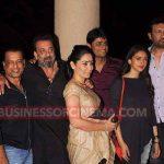 Bhoomi Bash Sanjay Dutt