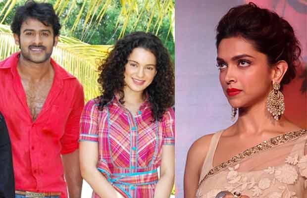 Deepika Padukone Prabhas