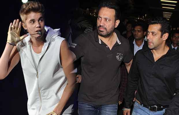 Justin Bieber Salman Khan Shera
