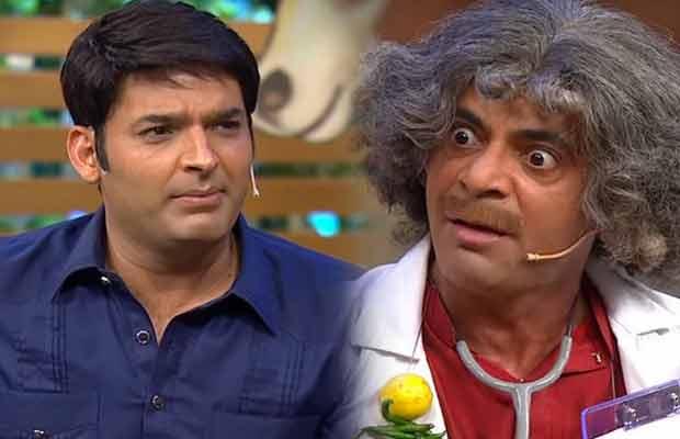 Kapil Sharma Sunil Grover