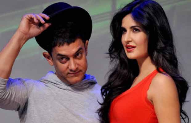 Katrina Kaif Aamir Khan Thugs Of Hindostaan