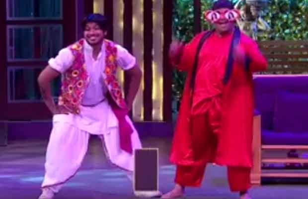 Kiku SHarda Kapil Sharma Show