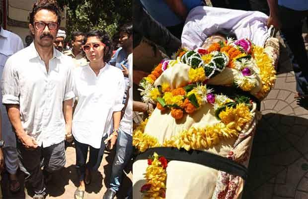 Reema Lagoo Funeral
