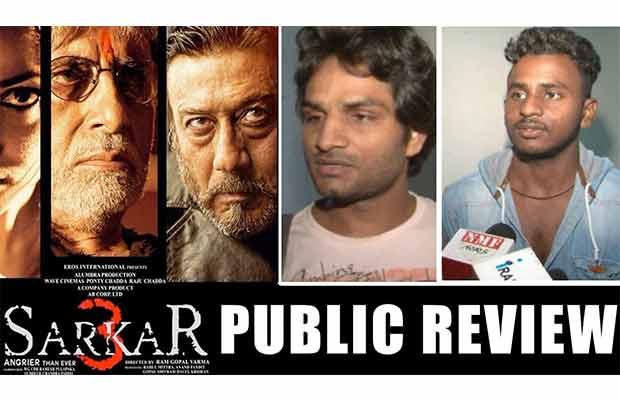 Sarkar 3 Public Review Amitabh Bachchan