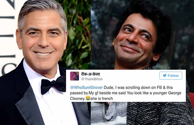 Sunil Grover George Clooney