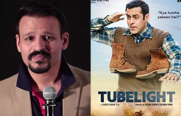 Vivek Oberoi Salman Khan Tubelight