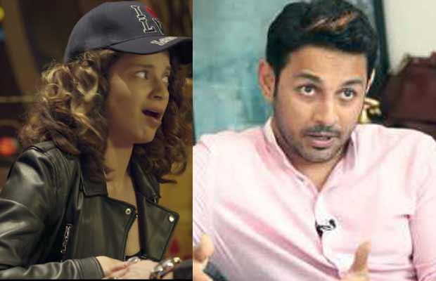 Simran Writer Apurva Asrani LASHES Out At Kangana Ranaut For Snatching His Hard Earned Work In This Post!