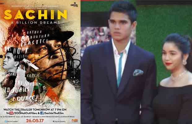 Watch Video: Sachin Tendulkar's Son Arjun's Unbelievable Reaction To Media On Sachin : A Billion Dreams
