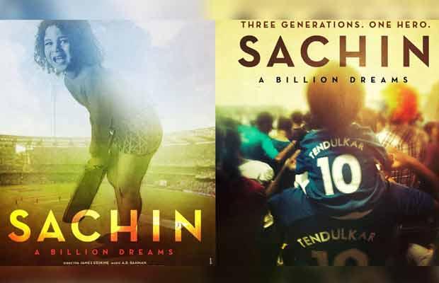 sachin tendulkar, Sachin: A Billion Dreams