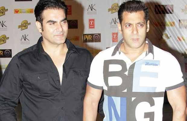 Arbaaz Khan Upset With Salman Khan?