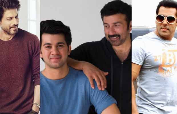 Salman Khan, Shah Rukh Khan And Others Welcome Sunny Deol's Son Karan Deol For Pal Pal Dil Ke Paas!