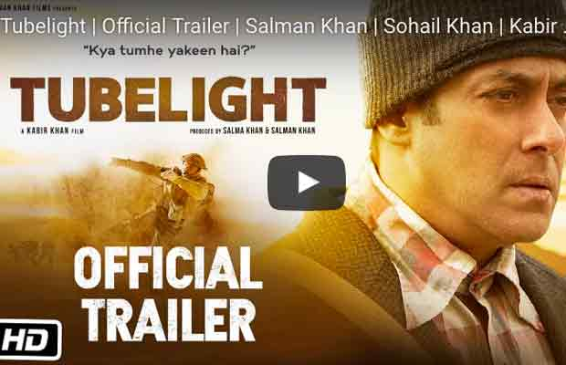 Tubelight Trailer Is Out: Salman Khan And Sohail Khan's Bonding Is Going To Literally Leave You Emotional!