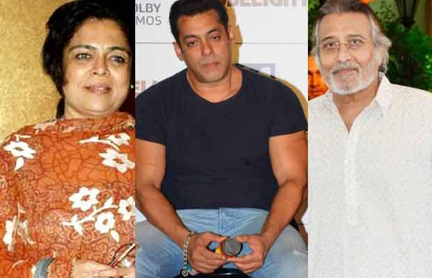 Salman Khan REACTS At Vinod Khanna And Reema Lagoo's Death