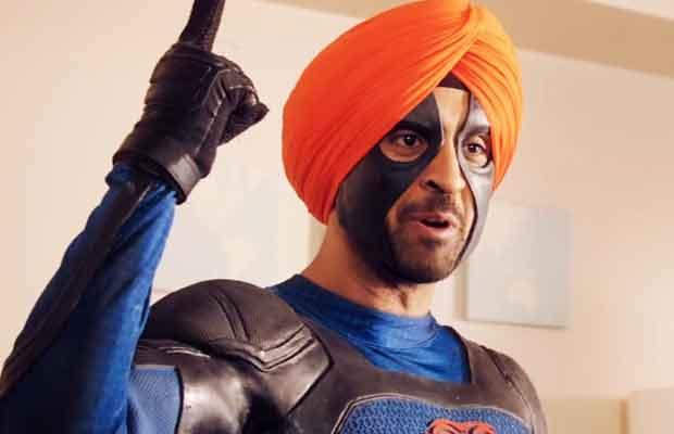 Diljit Dosanjh Super Singh