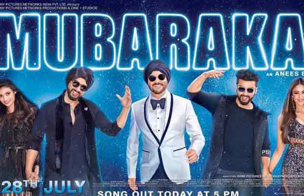 Mubarakan's New Poster-Teaser Gives Us Complete Party Feels