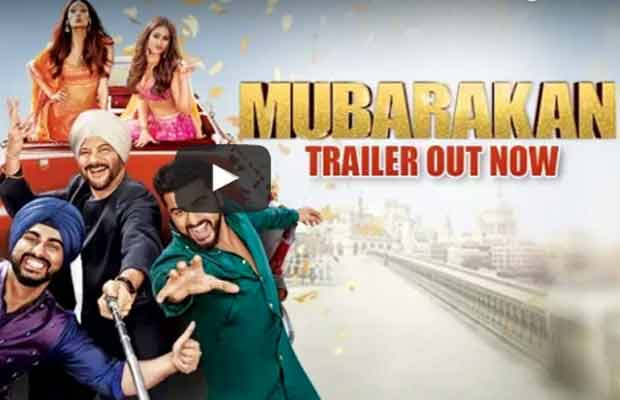 Mubarakan Trailer: Catch Double Fun And Madness With Arjun Kapoor's CRAZIEST Family!