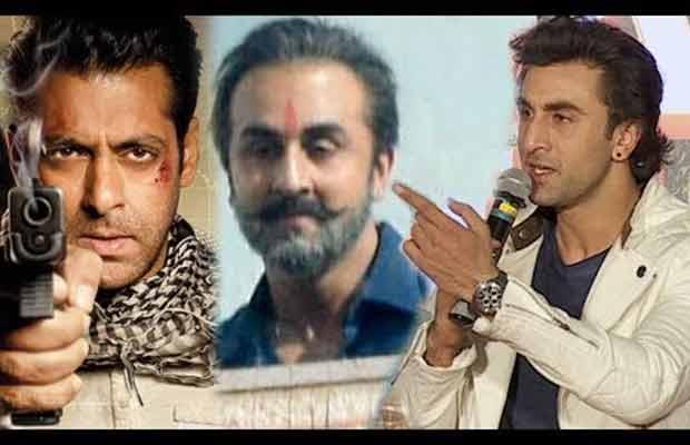 Ranbir Kapoor Salman Khan Tiger Zinda Hai