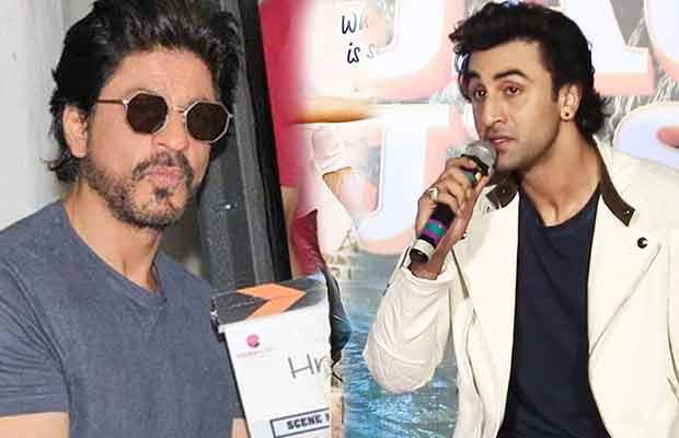 Ranbir Kapoor Shah Rukh Khan