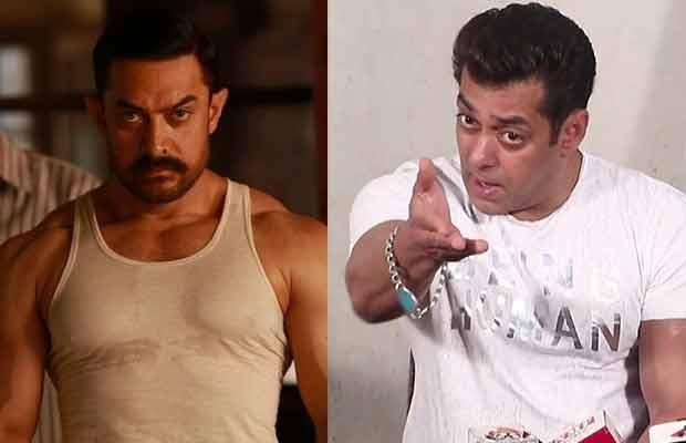 Salman Khan Aamir Khan Dangal