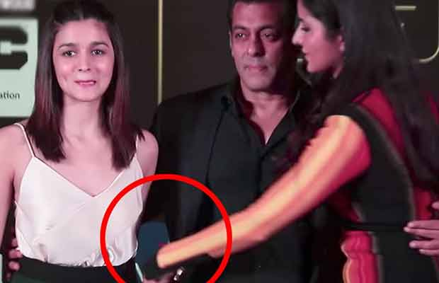 Salman Khan Katrina Kaif Alia Bhatt
